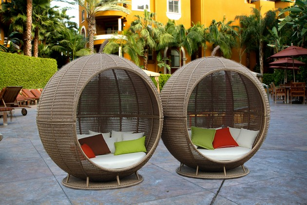 Perfect Outdoor Wicker Furniture