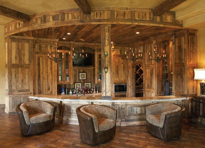 Home Bar Furniture for Best Entertainment