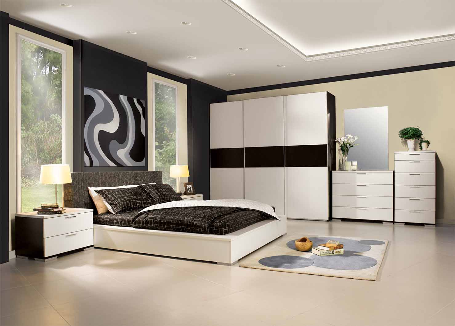 Dream Modern Bedroom Furniture