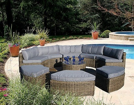 Modern patio furniture 2