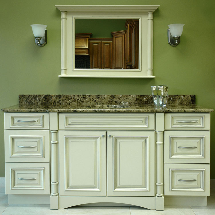 Wonderful Bathroom Vanities Cabinets Collections