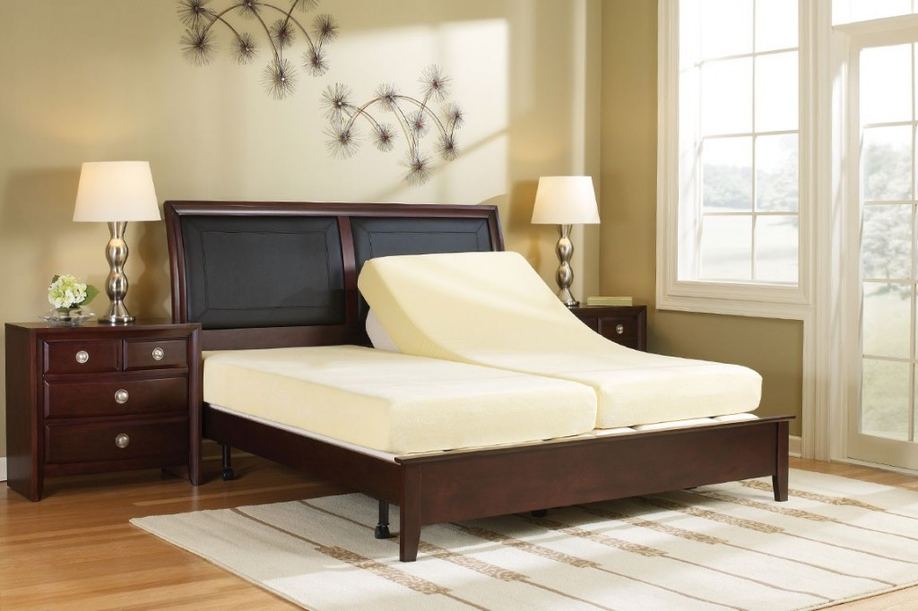 Twin Adjustable Bed Design