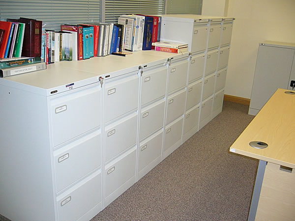 Office filing cabinets 2