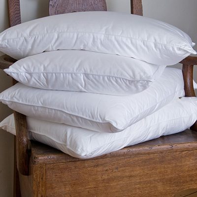 Elegant Goose Down Pillows for Your Beautiful Space