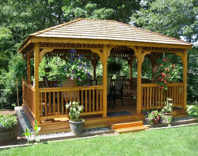 Gazebo Outdoor Tents Design
