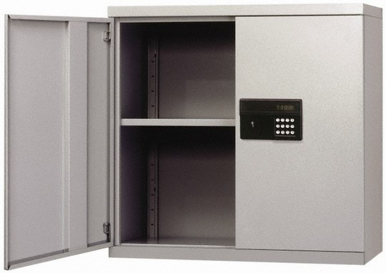 Lockable storage cabinets 2