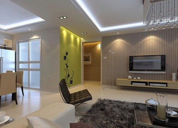 Interior design lighting 3