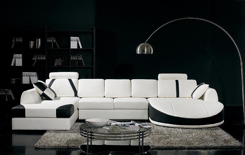 Simple but Elegant Modern Contemporary Sofa