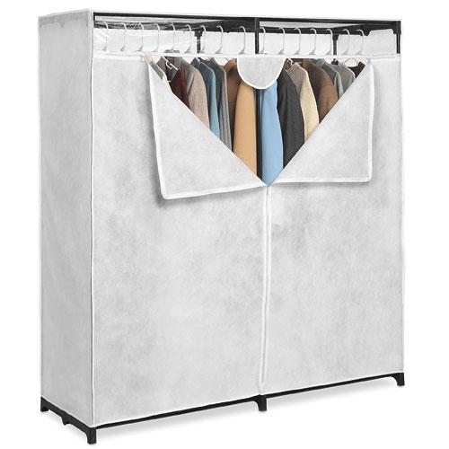 Portable wardrobe grow