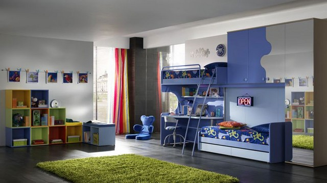 Several useful boys bedroom ideas
