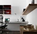 Modern computer desks for home office