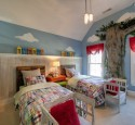 Children's bedroom decorations uk