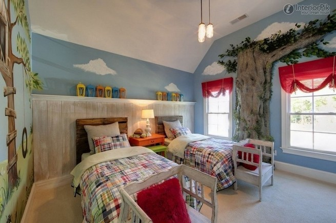Boys' Bedroom Ideas: Usability And Cool Style For Kids