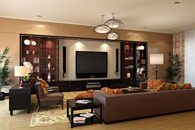Living room pictures will make your home look stylish