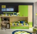 Boy room ideas green