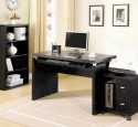 Home office computer corner desk