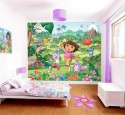 Childrens bedroom wall ideas