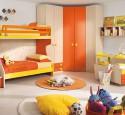 Boy room ideas orange