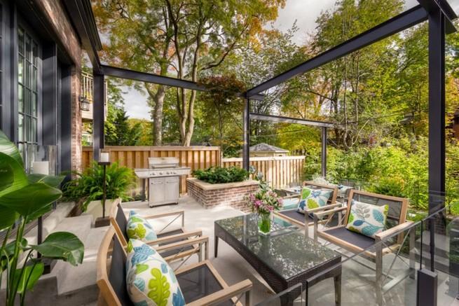 Some simple beautiful patio decor ideas