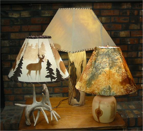 Amazing diversity of small table lamps