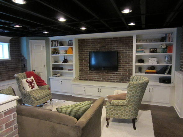 basement ceiling ideas for low ceilings. Basement ceiling ideas for low ceilings