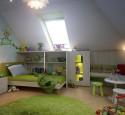 Unisex children's bedroom designs