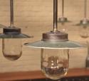 Retro pendant lighting fixtures