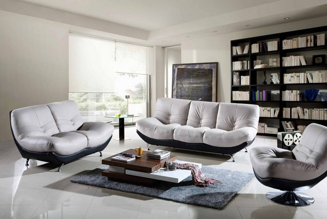 How to furniture living room