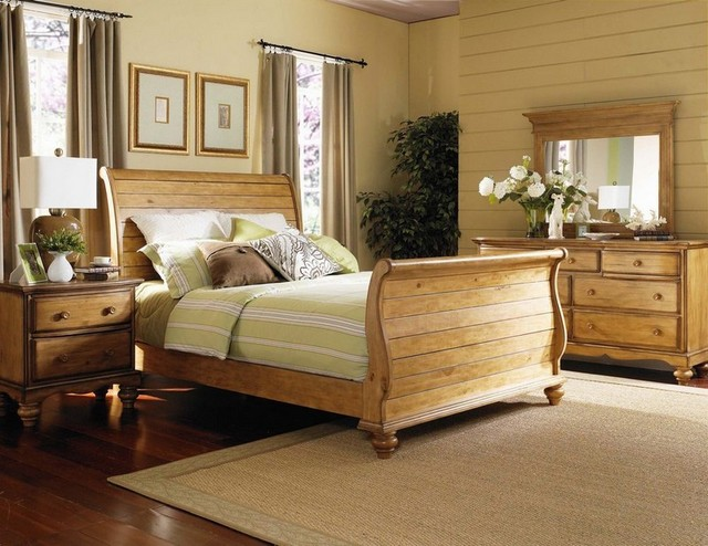 Bedroom sets: economy and convenience
