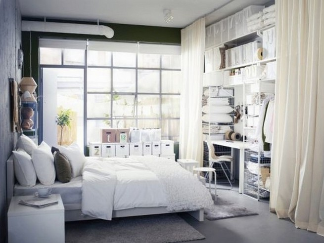 The most interesting bedroom storage ideas
