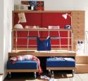 Bedroom furniture for a boy