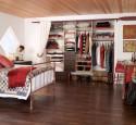 Free standing closets bedroom