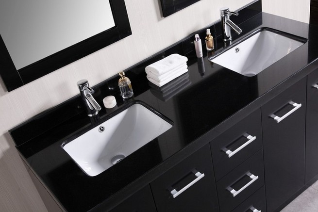 Advantages of a modern bathroom vanity