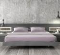 Platform bed mattress