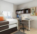Small bedroom ideas with desk