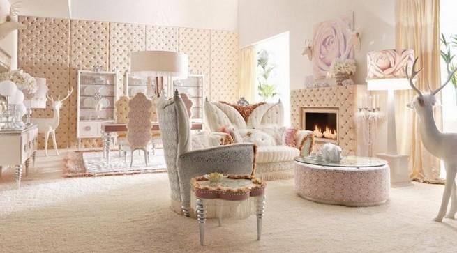 Luxury baby bedroom furniture