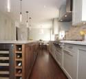 Kitchen wine storage ideas