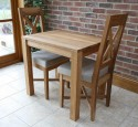Small dining table set