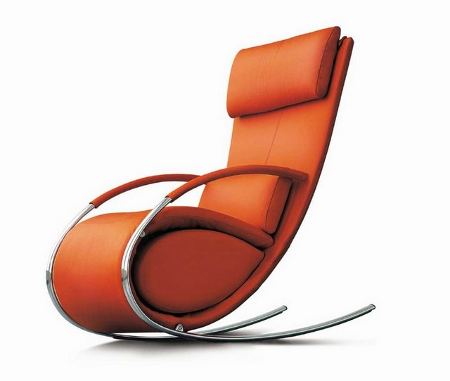 Leather office chair: types and usage