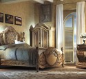 Luxury wooden bedroom furniture