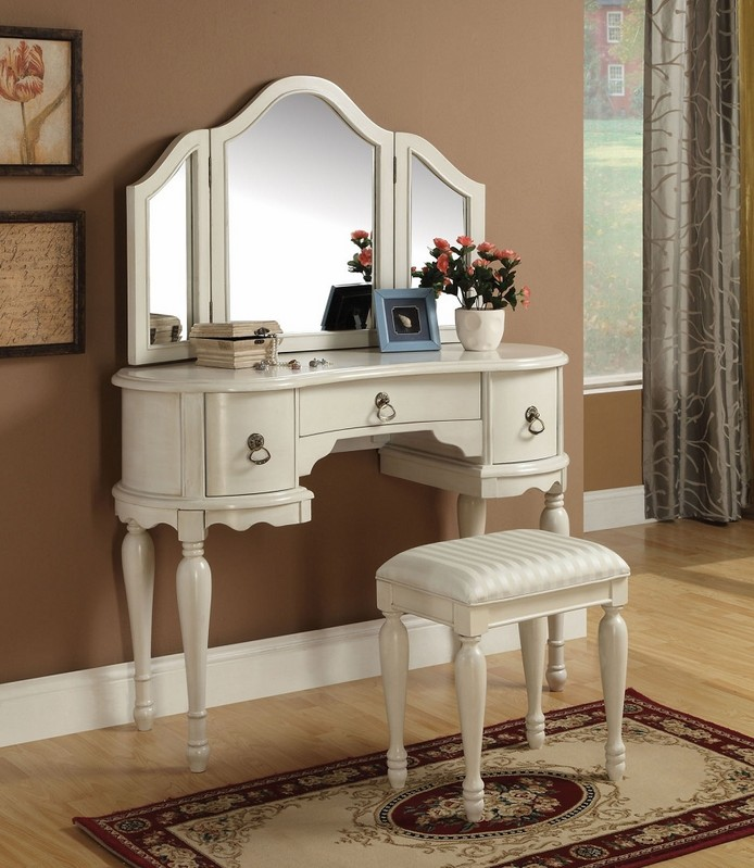 The role of bedroom vanity