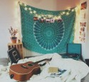 Small Tapestries Hippie