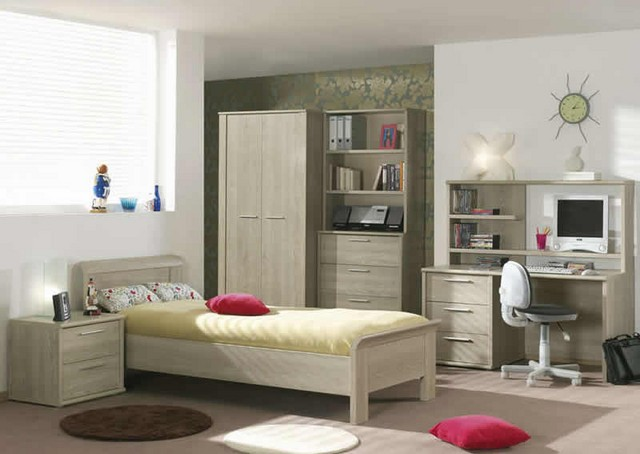 Various teen bedroom furniture