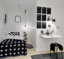 Eclectic small bedroom ideas