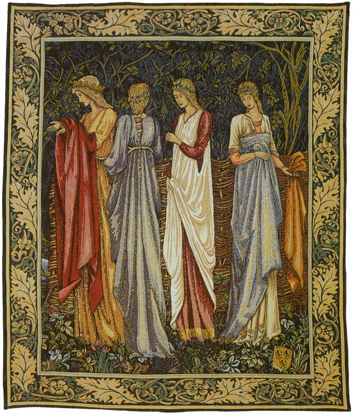 Top 8 French tapestries for your rooms