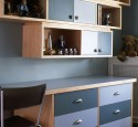 Furniture for a bedroom boy's