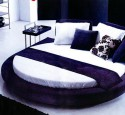 Woodbrook designs round queen bed