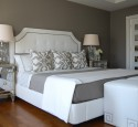 Bedroom paint ideas gray