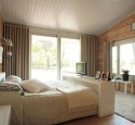 Bedroom Design In Classic Style Variant For A Guest House
