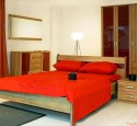 Bedroom Design In Classic Style Wooden Setting